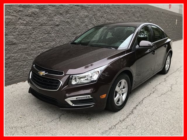 2015 Chevrolet Cruze 1LT Sedan 4D  - AP1067  - Okaz Motors