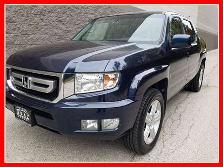 2009 Honda Ridgeline RTL Pickup 4D 5 ft 4WD Crew Cab for Sale  - AP1061  - Okaz Motors