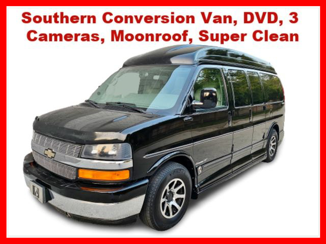 2007 Chevrolet Express LT Van 3D  - IA1059  - Okaz Motors