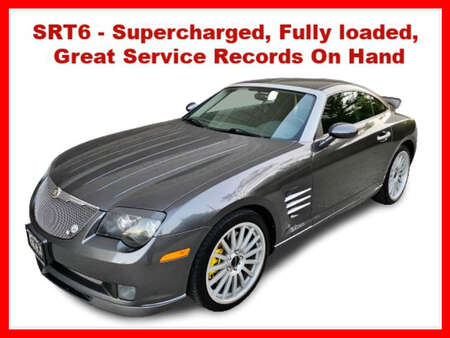 2005 Chrysler Crossfire SRT-6 Coupe 2D for Sale  - IA1119  - Okaz Motors