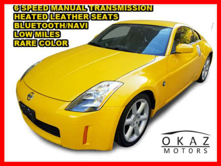 2005 Nissan 350Z Touring Coupe 2D for Sale  - FC010  - Okaz Motors