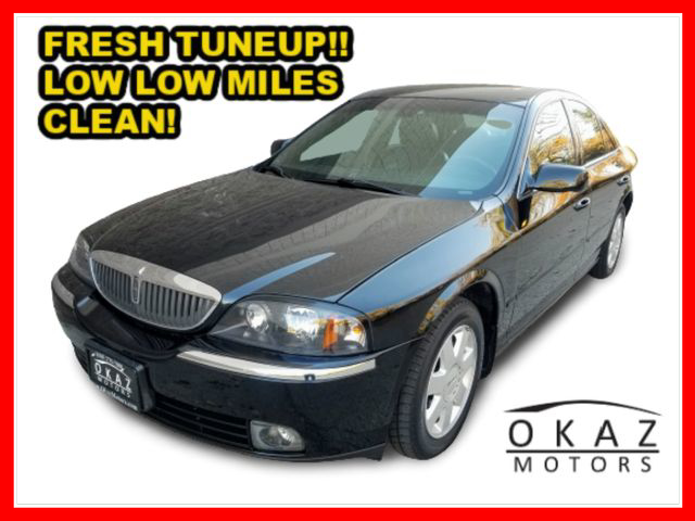 2005 Lincoln LS Sedan 4D  - FP189  - Okaz Motors