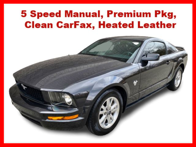 2009 Ford Mustang Premium Coupe 2D  - IA1088  - Okaz Motors
