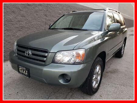 2005 Toyota Highlander Limited Sport Utility 4D 4WD for Sale  - AP1081  - Okaz Motors
