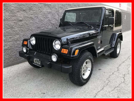 2001 Jeep Wrangler Sahara Sport Utility 2D for Sale  - AP1080  - Okaz Motors