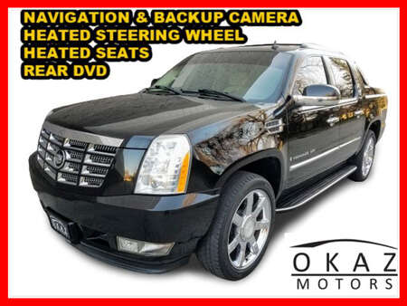 2007 Cadillac Escalade EXT Sport Utility Pickup 4D 5 1/4 ft AWD for Sale  - FP194  - Okaz Motors