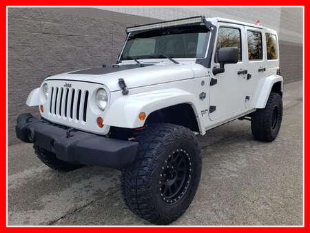 2012 Jeep Wrangler Unlimited Sahara Sport Utility 4D 4WD for Sale  - AP1084  - Okaz Motors