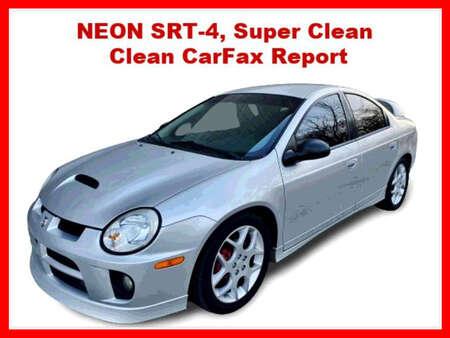 2004 Dodge Neon SRT-4 Sedan 4D for Sale  - IA1073IL  - Okaz Motors