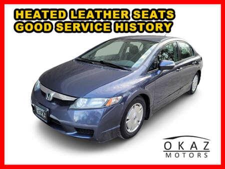 2009 Honda Civic Hybrid Hybrid Sedan 4D for Sale  - FA024  - Okaz Motors