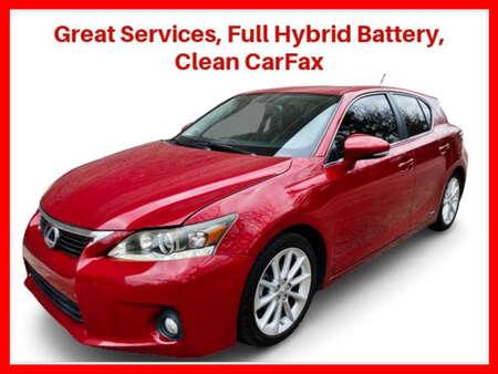 2012 Lexus CT 200h CT 200h Premium Hatchback 4D for Sale  - IA681PFL  - Okaz Motors