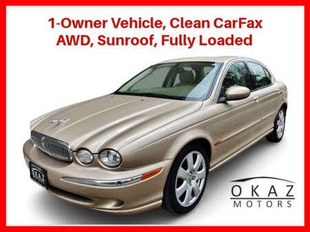 2004 Jaguar X-Type 3.0L Sedan 4D for Sale  - IA1171-NY  - Okaz Motors