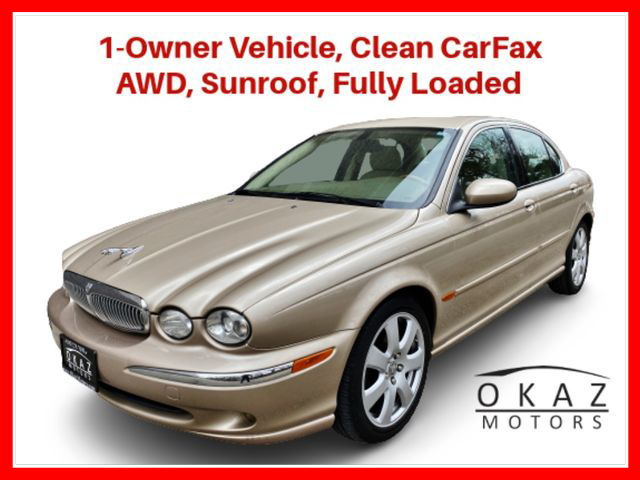 2004 Jaguar X-Type 3.0L Sedan 4D  - IA1171-NY  - Okaz Motors
