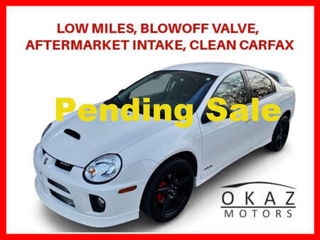 2005 Dodge Neon SRT-4 Sedan 4D for Sale  - IA1172IN  - Okaz Motors