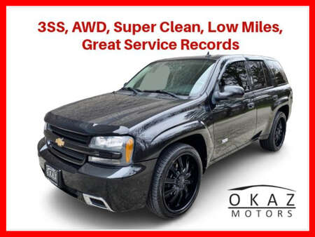 2008 Chevrolet TrailBlazer SS Sport Utility 4D 4WD for Sale  - IA1192IL  - Okaz Motors