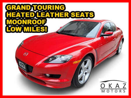 2007 Mazda RX-8 Grand Touring Coupe 4D for Sale  - FP209  - Okaz Motors