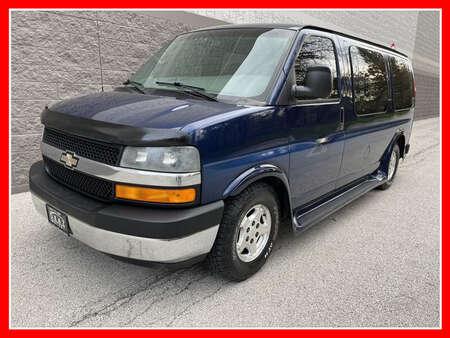 2004 Chevrolet Express Passenger 1500 Cargo Van 135  AWD for Sale  - AP1116  - Okaz Motors