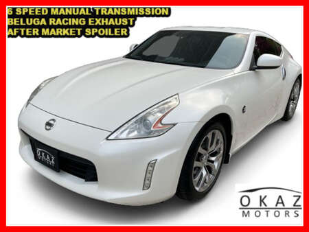 2013 Nissan 370Z Coupe 2D for Sale  - AP1123  - Okaz Motors