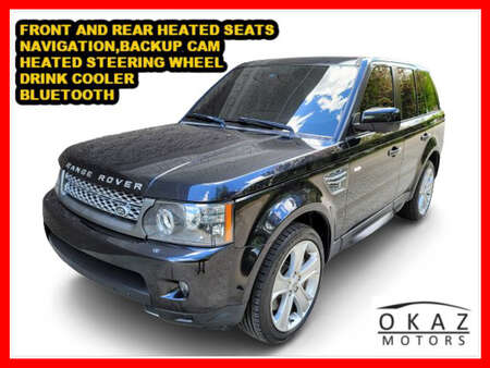 2011 Land Rover Range Rover Supercharged Sport Utility 4D 4WD for Sale  - FP214  - Okaz Motors