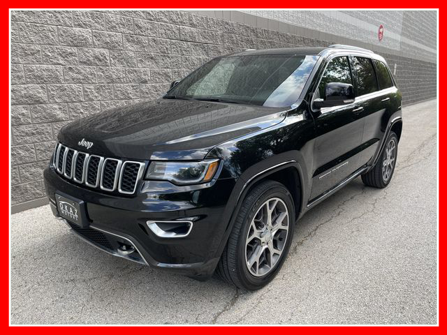 2018 Jeep Grand Cherokee Limited Sterling Edition Sport Utility 4D  - AT903  - Okaz Motors
