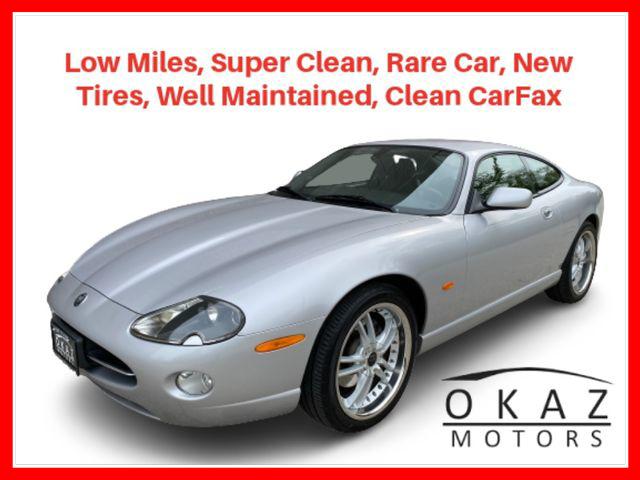 2005 Jaguar XK8 XK8 Coupe 2D  - IA1214-CO  - Okaz Motors