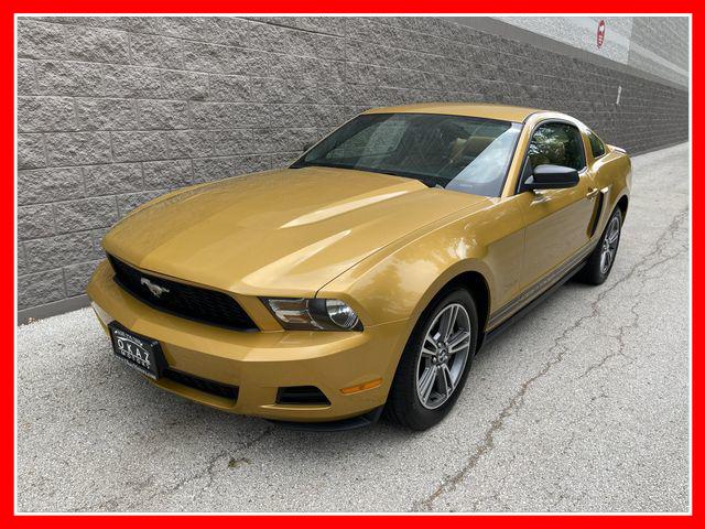 2010 Ford Mustang Premium Coupe 2D  - AP1128  - Okaz Motors