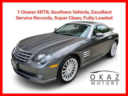 2005 Chrysler Crossfire SRT-6 Coupe 2D for Sale  - IA1228-TX  - Okaz Motors
