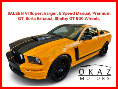 2008 Ford Mustang GT Premium Coupe 2D for Sale  - IA1233-IL  - Okaz Motors