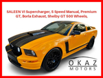2008 Ford Mustang  - Okaz Motors