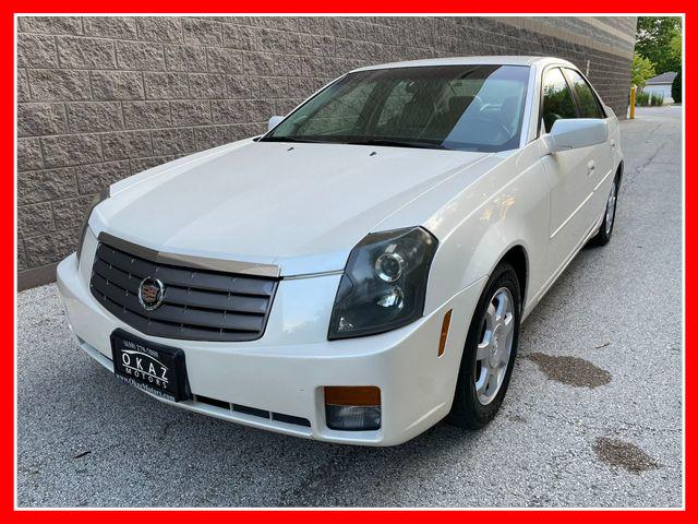 2004 Cadillac CTS Sedan 4D  - AP1127  - Okaz Motors