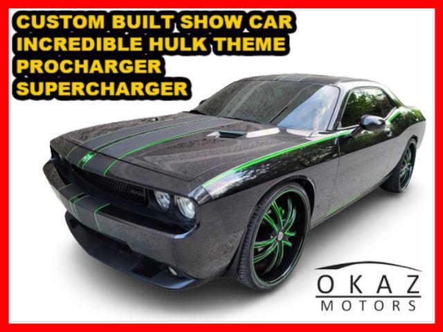 2010 Dodge Challenger SRT8 Coupe 2D  - FP225  - Okaz Motors