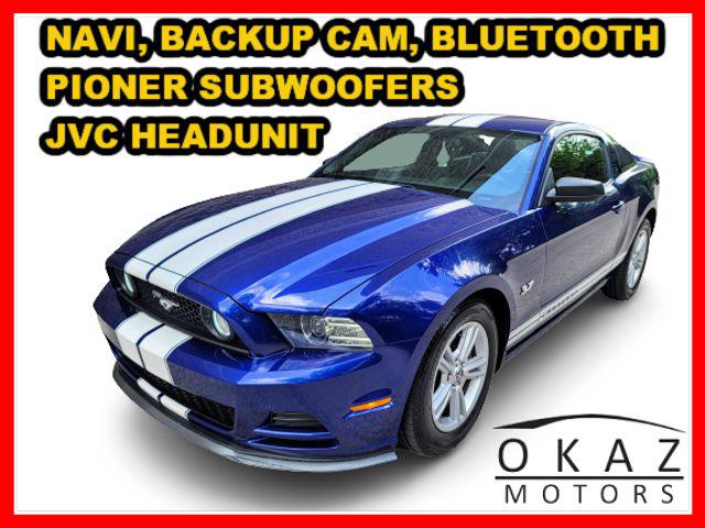 2013 Ford Mustang V6 Premium Coupe 2D  - FA029  - Okaz Motors