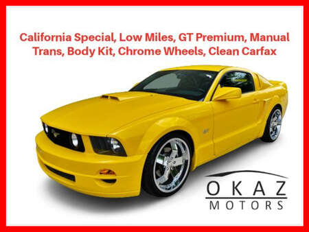 2005 Ford Mustang GT Premium Coupe 2D for Sale  - IA1246-CA  - Okaz Motors
