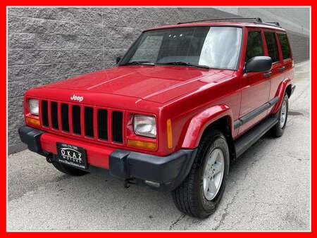 2001 Jeep Cherokee Sport Utility 4D 4WD for Sale  - AP1121  - Okaz Motors