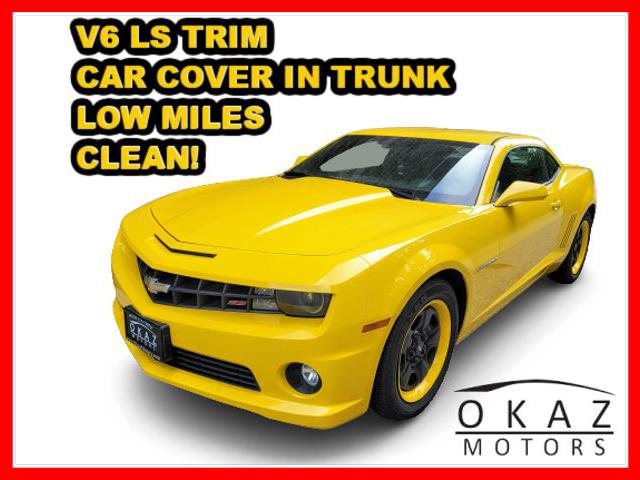 2012 Chevrolet Camaro LS Coupe 2D  - FA031  - Okaz Motors