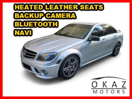 2010 Mercedes-Benz C-Class C 63 AMG Sedan 4D for Sale  - FP221  - Okaz Motors