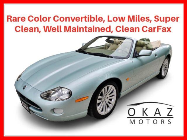 2005 Jaguar XK8 XK8 Convertible 2D  - IA1256-IL  - Okaz Motors