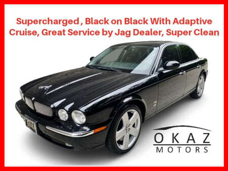 2006 Jaguar XJ XJR Sedan 4D for Sale  - IA1249-TX  - Okaz Motors