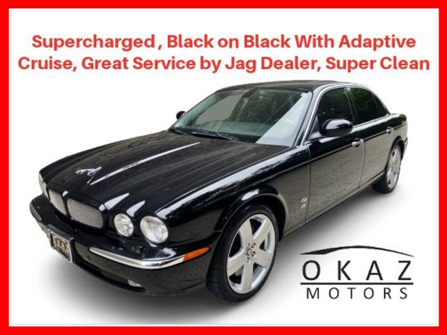 2006 Jaguar XJ XJR Sedan 4D  - IA1249-TX  - Okaz Motors