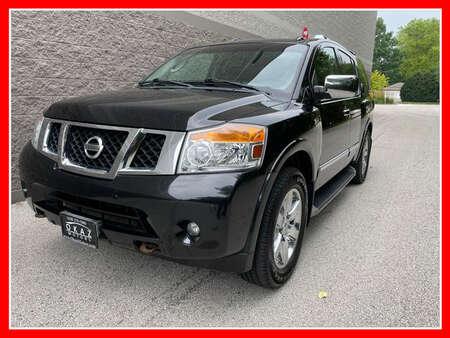 2011 Nissan Armada Platinum Sport Utility 4D 4WD for Sale  - AP1142  - Okaz Motors