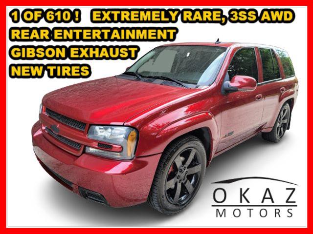 2009 Chevrolet TrailBlazer  - Okaz Motors