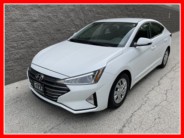 2019 Hyundai Elantra  - Okaz Motors