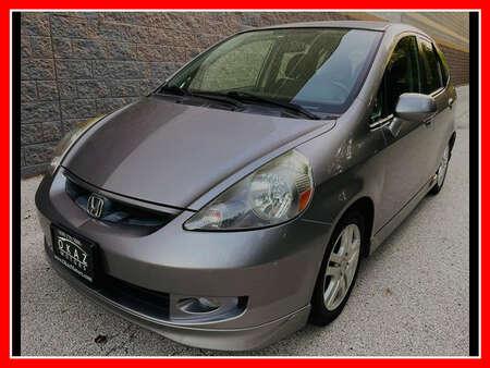2008 Honda Fit Sport Hatchback 4D for Sale  - AP1152  - Okaz Motors