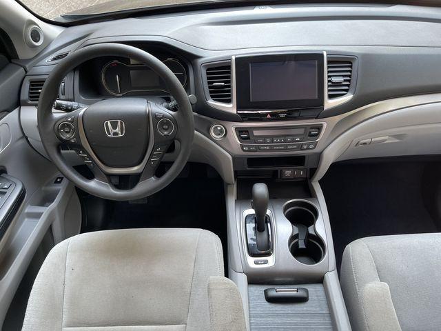 2016 Honda Pilot  - Okaz Motors