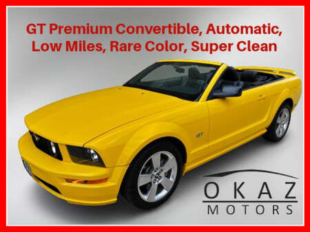 2006 Ford Mustang GT Premium Convertible 2D for Sale  - IA1290-IL  - Okaz Motors