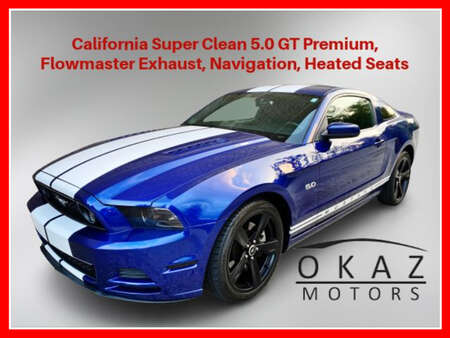2014 Ford Mustang GT Premium Coupe 2D for Sale  - IA1274-CA  - Okaz Motors