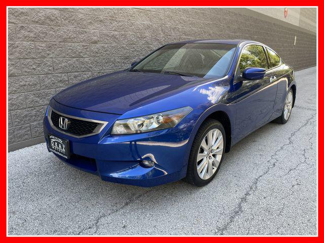 2010 Honda Accord Cpe EX-L Coupe 2D  - AP1157  - Okaz Motors