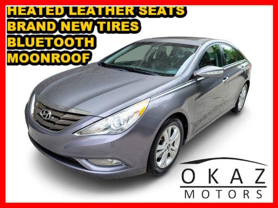 2013 Hyundai Sonata Limited Sedan 4D  - FP239  - Okaz Motors