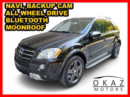 2009 Mercedes-Benz M-Class ML 63 AMG Sport Utility 4D for Sale  - FP247  - Okaz Motors
