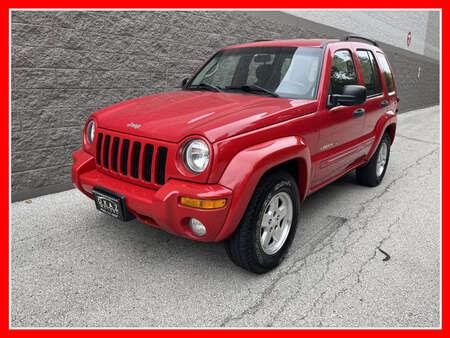2003 Jeep Liberty Limited Edition Sport Utility 4D 4WD for Sale  - AP1160  - Okaz Motors
