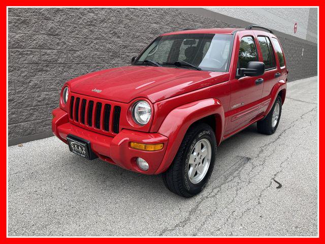 2003 Jeep Liberty Limited Edition Sport Utility 4D 4WD  - AP1160  - Okaz Motors